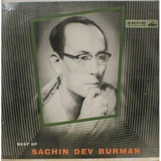 Sachin Dev Burman - Best Of Sachin Dev Burman - Bengali Songs - ECLP 2288 - (Condition 85-90%) - LP Record