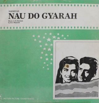 Nau Do Gyarah - HFLP 3530 - LP Record