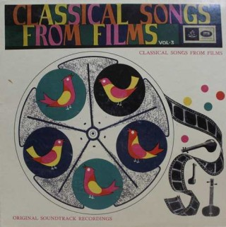 Classical Songs From Films Vol 3 - 3AEX 5196 - Angel First Pressing - LP Record