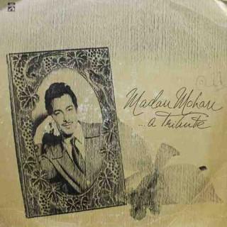 Madan Mohan - A Tribute - EALP 4079 - HMV Colour Label - (Condition 90-95%) - LP Record
