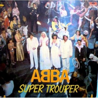 ABBA - Super Trouper - 2311 043 - LP Record