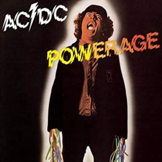 AC/DC - Powerage - 5107621 - LP Record