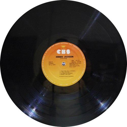 Rebbie Jackson - Centipede- CBS 10170