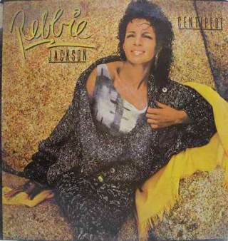 Rebbie Jackson - Centipede- CBS 10170 - LP Record
