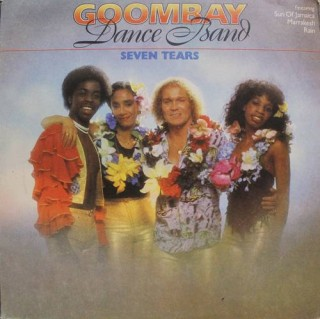 Goombay Dance Band Seven Tears - EPIC 10025 - LP Record