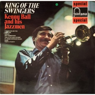 Kenny Ball & His Jazzmen - King Of The Swingers - SFL 13169 - LP Record