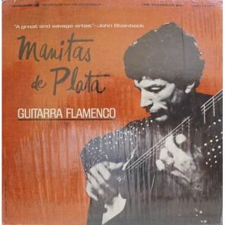 Manitas De Plata - Guitarra Flamenco - VSD 79203 - LP Record