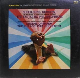 Philadelphians Vol. 1 - Eugene Ormandy - The Fantastic - ARD1 0002 - LP Record