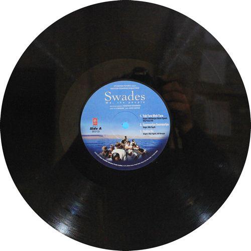 Swades - SFLP 33 - LP Record