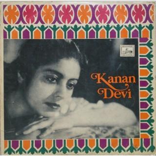 Kanan Devi - JNLX 1010 - LP Record