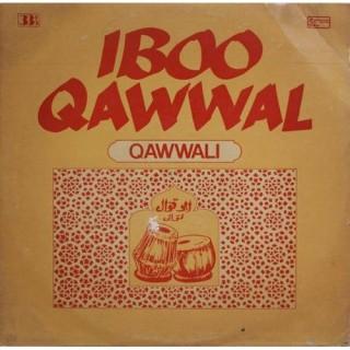 Iboo Qawwal - Qawwali - 1419 5137 - LP Record