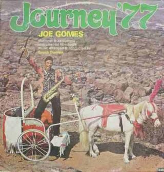Enoch Daniels - Journey 77 - Joe Gomes - S/MOCE 4217 - LP Record