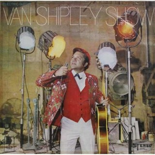 Van Shipley Show - Electric Guitar - Film Tunes - S/MOCEC 4139 - Odeon First Pressing - LP Record