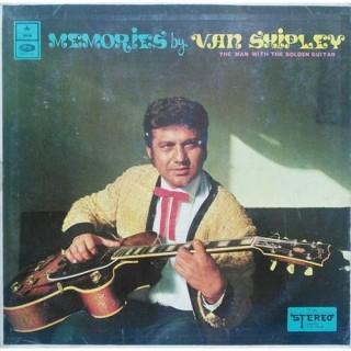 Van Shipley - Memories - S/MOCEC 4044 - Odeon First Pressing - LP Record