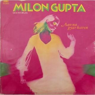 Milon Gupta - (Mouth Organ) - S/MOCE 3019 - LP Record