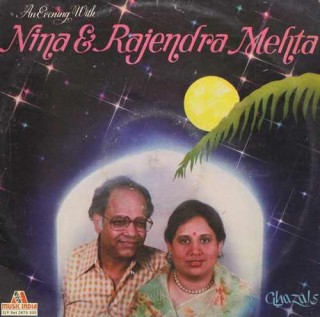 Nina & Rajendra Mehta An Evening With - 2675 505 - 2LP Set