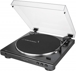 Audio Technica - AT – LP 60 - USB Fully Automatic Stereo Turntable System - Black Colour