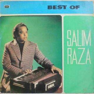 Salim Raza Best Of - LKDA 5068 - LP Record