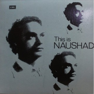 Naushad - This Is Naushad - LKDA 252 - LP Record