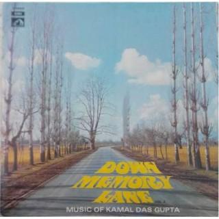 Down Memory Lane Vol. 2 - Kamal Das Gupta - ECSD 2526 - (Condition 85-90%) - LP Record
