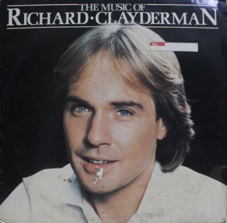 Richard Clayderman - The Music Of Richard Clayderman - SKL 5333 - (Condition 85-90%) - Cover Good Condition - LP Record