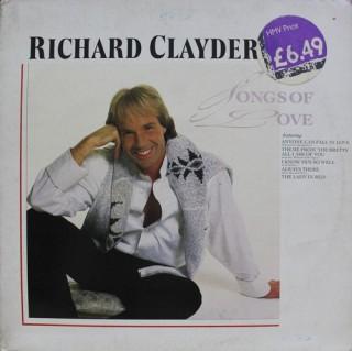 Richard Clayderman – Songs Of Love - SKL 5345 - (Condition 90-95%) - LP Record