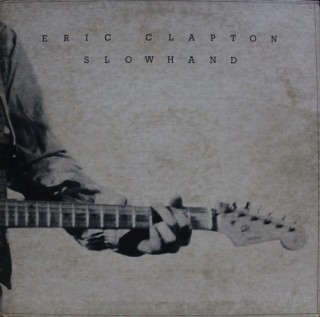 Eric Clapton - Slowhand - RS 1 3030 - (Condition 90-95%) – Cover Book Fold - LP Record