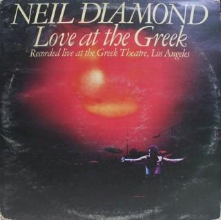 Neil Diamond – Love At The Greek - 95001 - (Condition 85-90%) - 2LP Set
