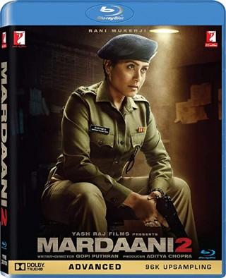 Mardaani 2 - YRB 33100 - Blu-rey Movie Dics