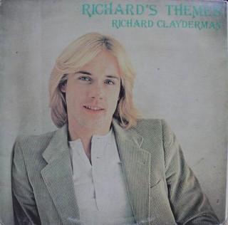 Richard Clayderman – Richard's Themes - PL 31548 - (Condition 90-95%) - LP Record