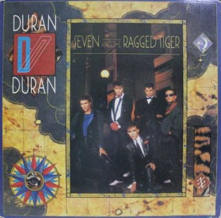 Duran Duran – Seven And The Ragged Tiger – ST 12310 - (Condition 90-95%) - LP Record