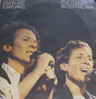 Simon And Garfunkel- (The Concert In Central Park) - CBS 10039 - (Condition 90-95%) - 2LP Record