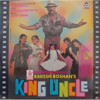 King Uncle - VFLP 1149 - (Condition - 85-90%) - LP Record