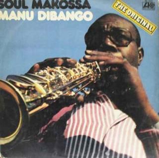 Soul Makossa - Manu Dibango - SD 7267 - (Condition - 85-90%) - LP Record