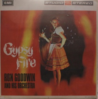 Gypsy Fire - Ron Goodwin And His Orchestra - TWO 178 - LP Record