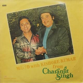Charanjit Singh - Mood With kishore Kumar S/MOCE 4221 - Cover Reprinted - LP Record