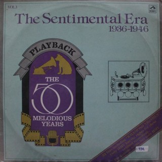 The Sentimental Era Vol.1 Play Back 50 Melodious Year - PMLP 1140/41 -  2LP Set