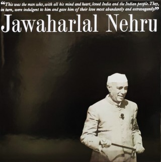 Jawaharlal  Nehru - Some Highlights From  This  Record.. - ECLP 2507 - (Condition - 85-90%) - Cover Reprinted - LP Record