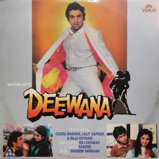 Deewana - VFLP 1138 - (Condition 85-90%) - LP Record
