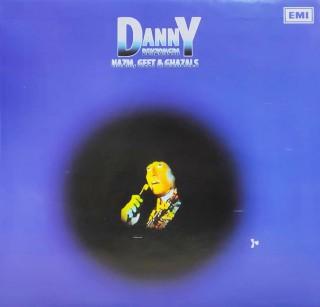 Danny Denzongpa – Nazm, Geet & Ghazals – ECSD 2814 - (Condition - 85-90%) - Cover Reprinted - LP Record