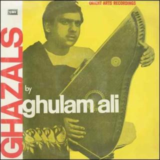 Ghulam Ali Ghazals - ECLP 14614 - (Condition 90-95%) - Cover Reprinted - LP Record