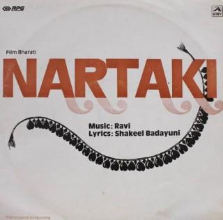 Nartaki - HFLP 3610 - (Condition- 90-95%) -Cover Reprinted - LP Record