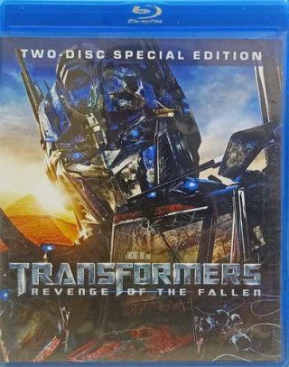 Transformers Revenge Of The Fallen – 902701006 - Blu-ray – 2 Disc – Special Edition