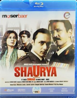 Shaurya – BHIF0014S - Blu-ray - Movie Disc