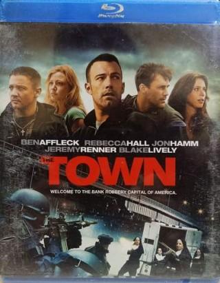 Town – Z36 Y30555 - Blu-ray - Movie Disc