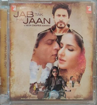 Jab Tak Hai Jaan – YRM-CD 99000 - (Condition 90-95%) - Audio Disc