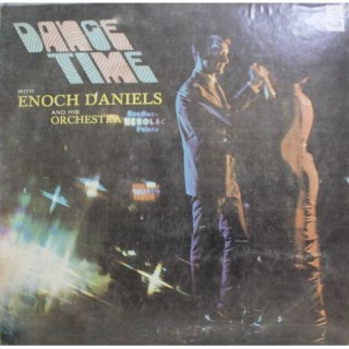 Enoch Daniels And His Orchestra - Dance Time With -3AECX 5187 - (Condition 80-85%) - Cover Reprinted - LP Record