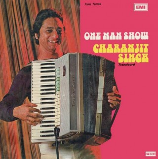 Charanjit Singh - One Man Show (Transicord) - S/MOCE 4214 - (Condition 90-95%) - Cover Reprinted - LP Record