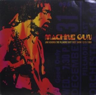 Jimi Hendrix - Machine Gun: The Fillmore East First Show 12/31/1969 - 88985354171 - 2LP Set