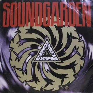 Soundgarden – Badmotorfinger - 395 374-1 - LP Record